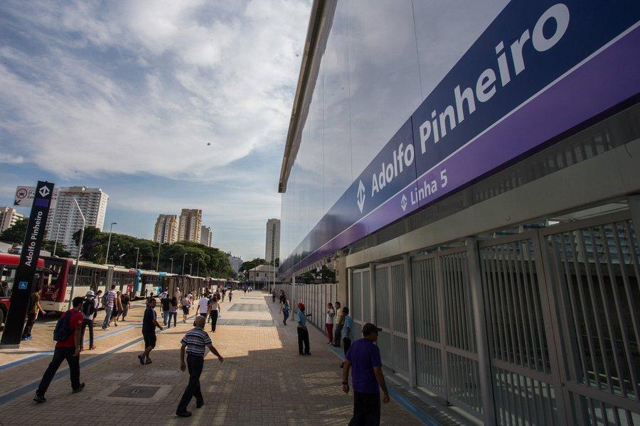 TJ decide manter leilão de privatização de linhas do metrô de SP