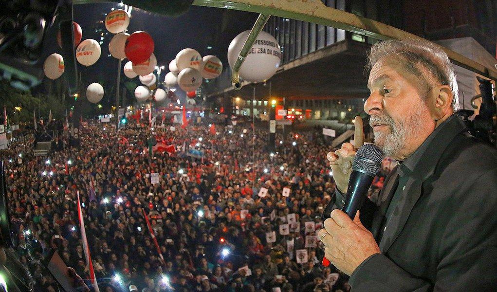 PM pede pra MP vetar atos pró e contra Lula na Paulista