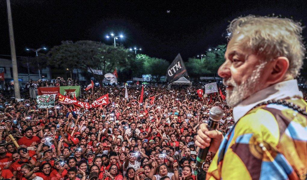 MP quer aumentar pena de Lula no dia 24