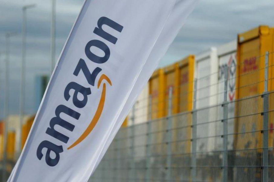 Amazon fecha acordo fiscal com França, sem revelar valores