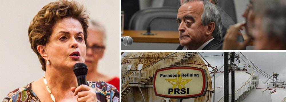 Defesa de Dilma acusa Cerveró de fraude em Pasadena