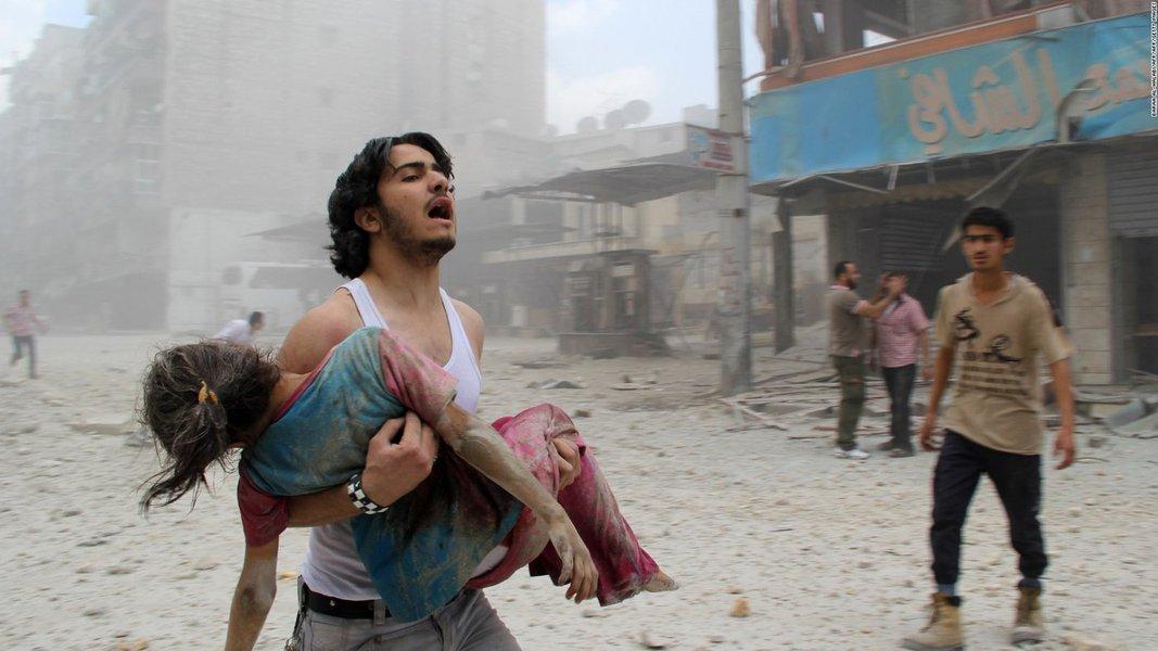 Síria promete acabar com presença dos EUA no país, diz TV estatal