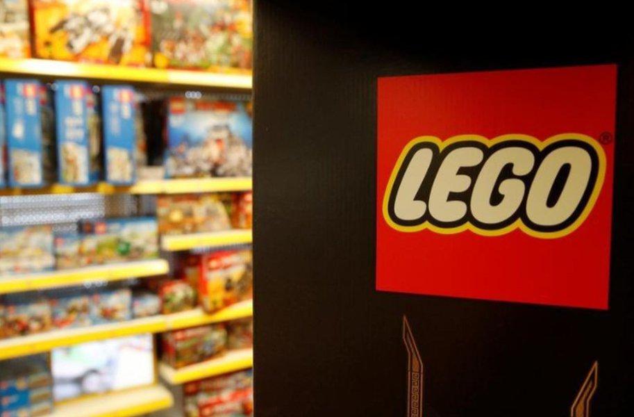 Fabricante de brinquedos Lego faz parceria com gigante chinesa Tencent