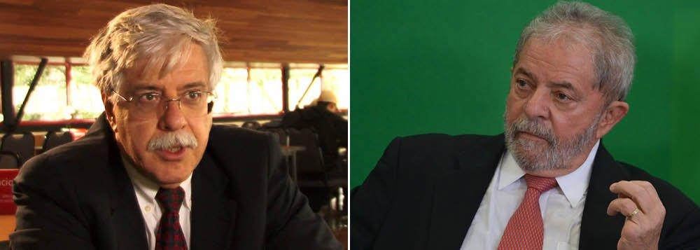 Crítico dos governos do PT, Roberto Romano assina o manifesto