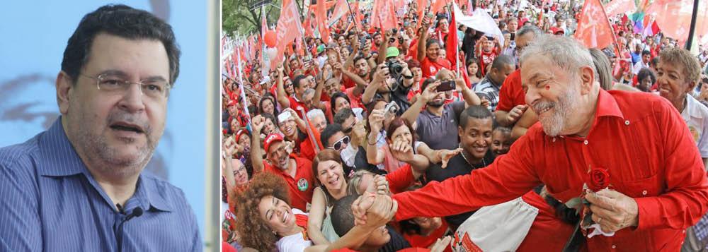 Rui Costa Pimenta à TV 247: Lula deve ser a prioridade de toda a esquerda