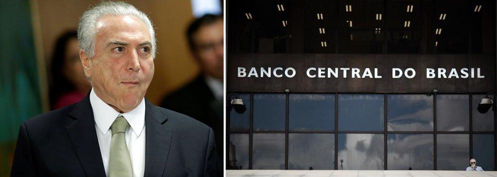 Mercado reduz projeção de déficit do governo Temer para 'apenas' 153,99 bi