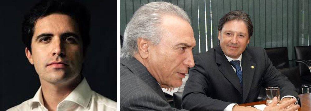 Mello Franco aponta lorotas de Rocha Loures, homem da mala de Temer