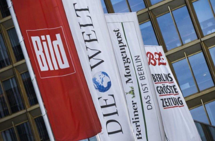 Jornal alemão de maior circulação pede que nova lei sobre discurso de ódio online seja abolida