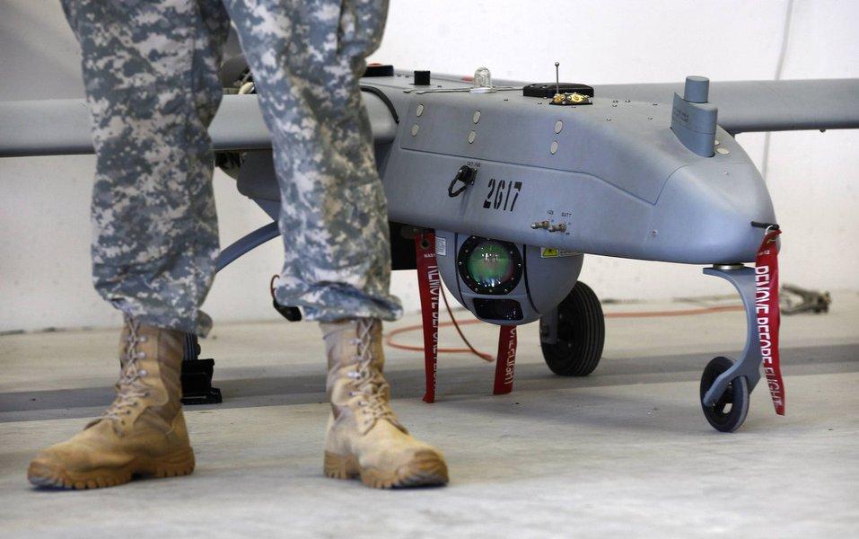 Com aumento da demanda, os EUA querem barrar bêbados de pilotar drones