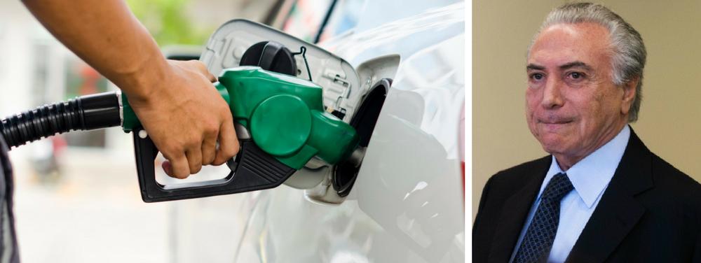 Petrobras anuncia terceiro aumento da gasolina em fevereiro