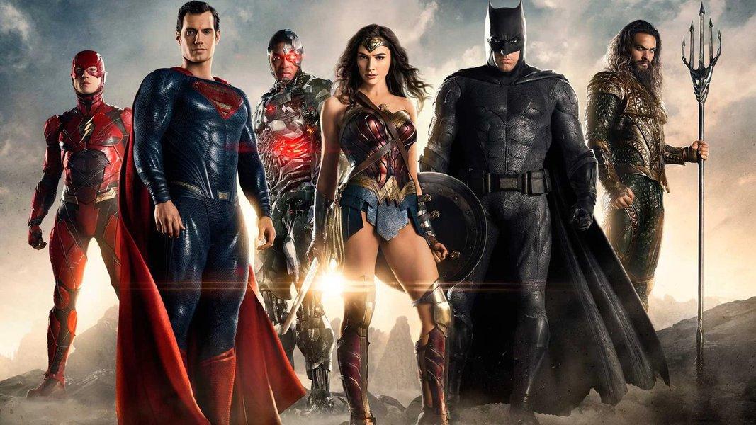 """Receita trimestral da Time Warner cresce 9% com sucesso de """"Liga da Justiça"""""""