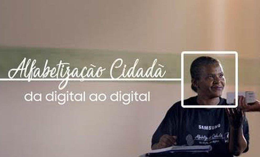 Samsung lança projeto de educação em parceria com Instituto Paulo Freire
