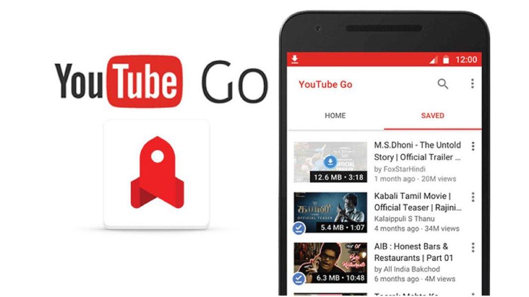 """""""YouTube Go"""", focado em mercados emergentes, chega a mais 115 países, inclusive Brasil"""