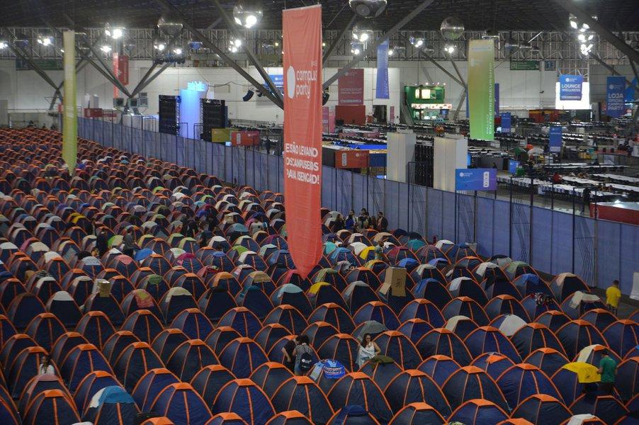 Campus Party não é só games: evento amplia possibilidade de negócios para jovens empreendedores