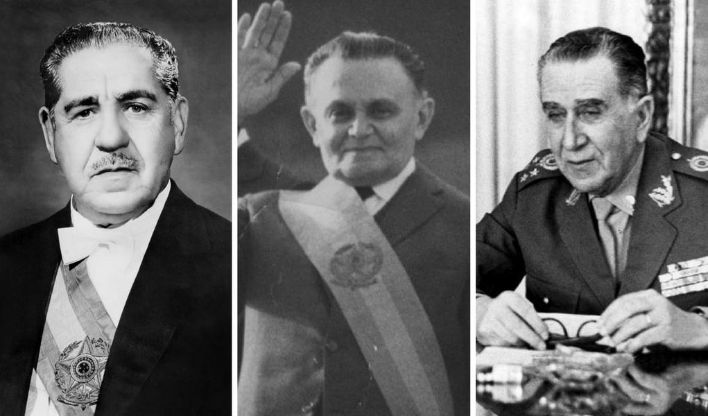 MPF quer tirar nomes de ex-presidentes militares de ruas em área da Aeronáutica