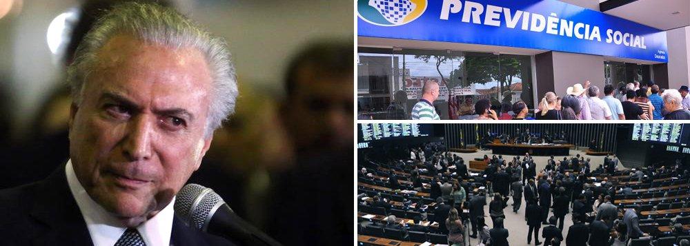 Medo da reforma faz brasileiro correr para se aposentar e amplia rombo