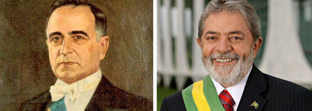 Legado de Lula é mais importante que o de Getúlio, afirma historiador