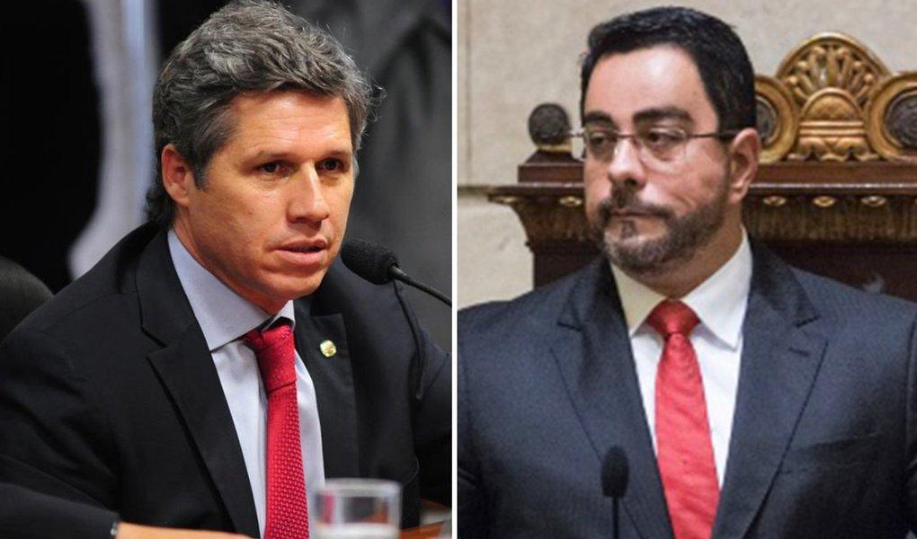 """""""Juiz Bretas perdeu a moral"""", diz Paulo Teixeira"""