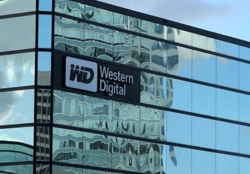 Fortes previsões da Western Digital acalmam preocupações de queda no boom de chips