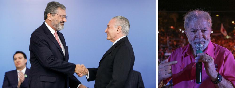 Ministro da Justiça parabenizou juízes por condenação de Lula