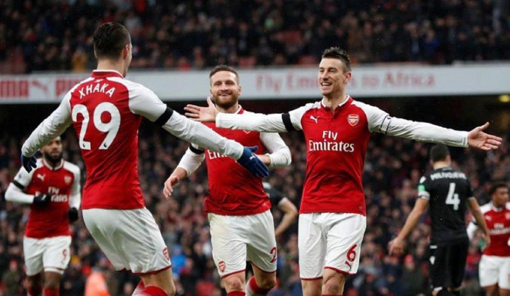 Time de futebol inglês Arsenal assina contrato para promover criptomoeda