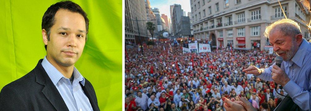 Stoppa: Lula pode ser candidato e Globo tentará desmobilizar a esquerda
