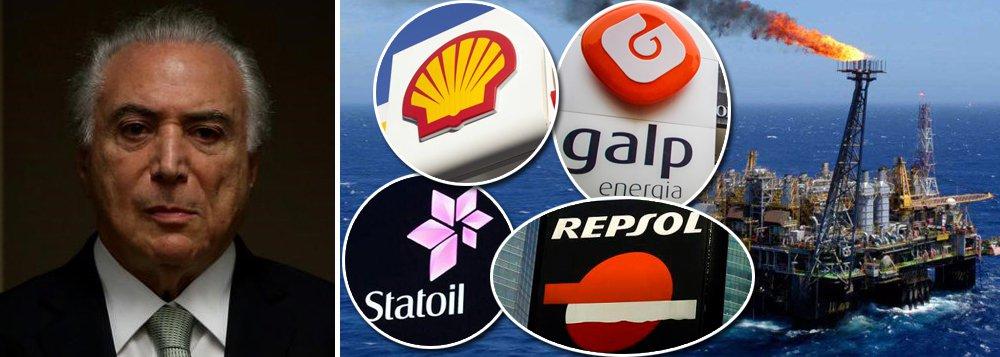 Estrangeiros já levam 22% do petróleo nacional