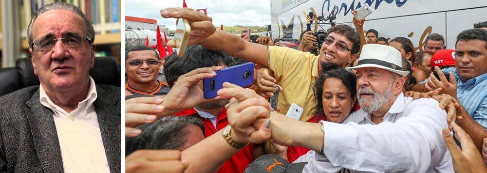 Belluzzo: Lula é um mediador e está longe de ser radical