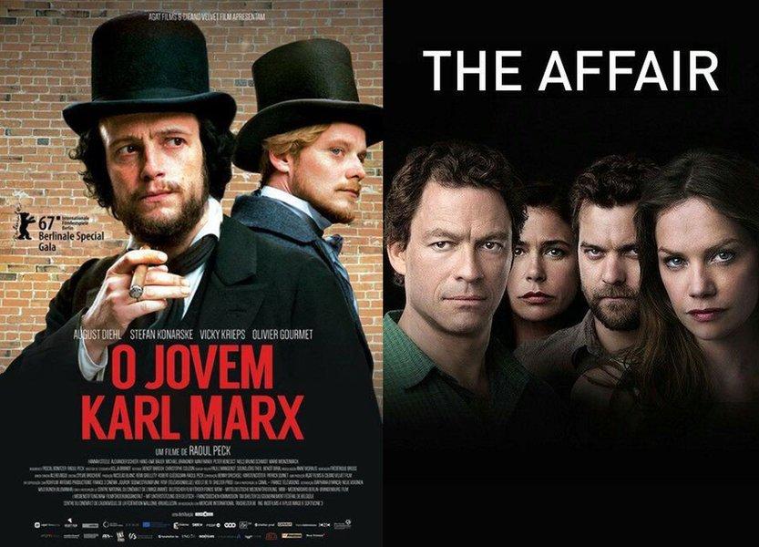 Cinema 247 discute o filme Jovem Marx e a série The Affair
