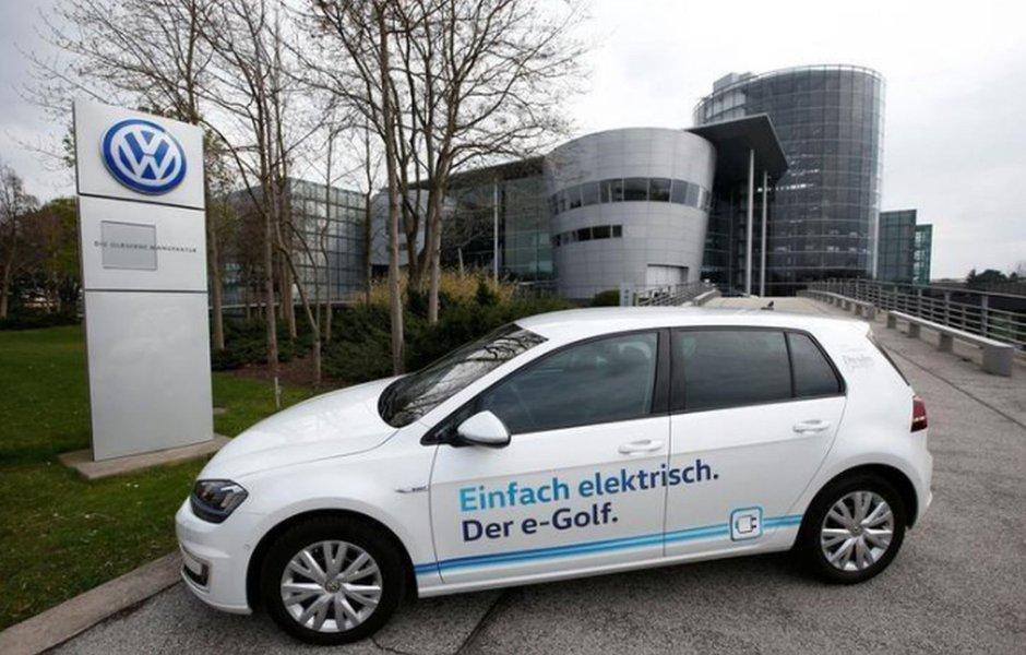 Volkswagen busca orientação para design de carro elétrico em produtos da Apple