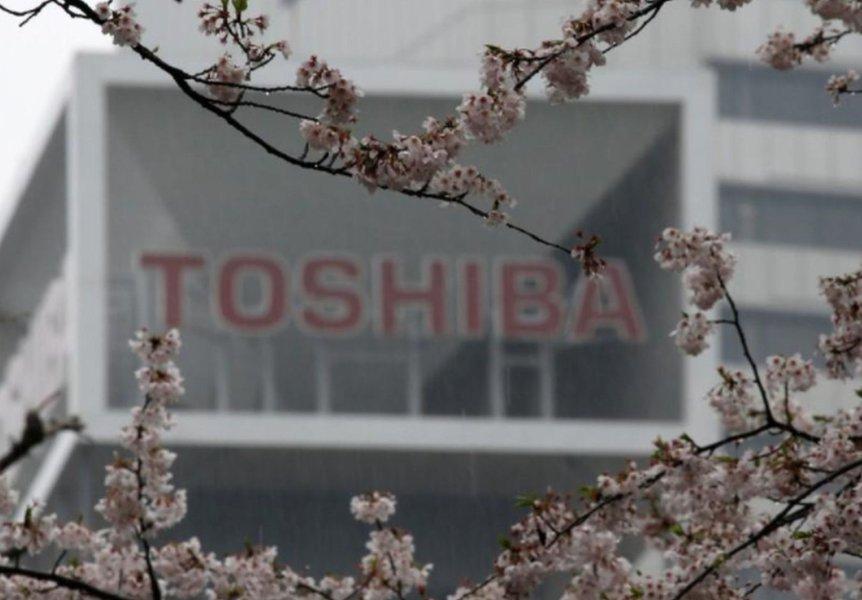 Toshiba prevê primeiro lucro líquido anual em 4 anos
