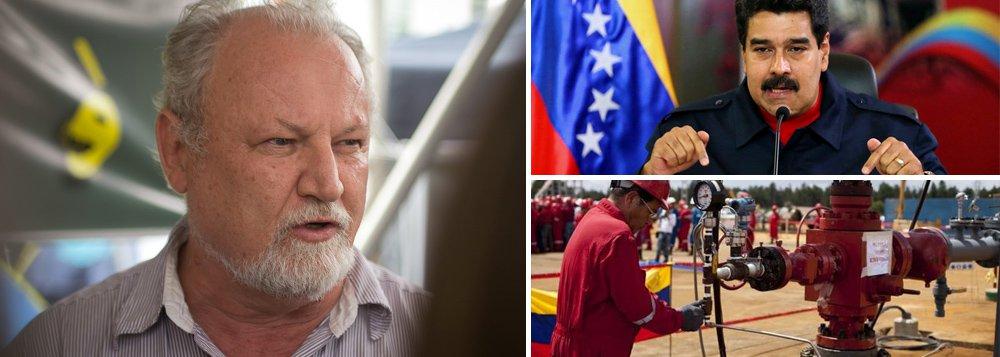 Stedile: o que se disputa na Venezuela é a renda petroleira