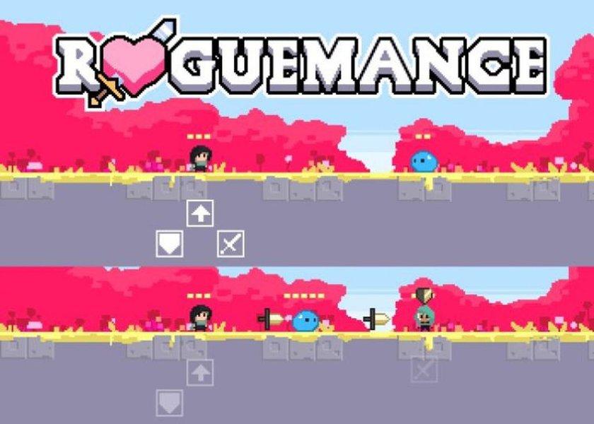 Conheça o jogo brasileiro Roguemance, que chega ao Steam neste Valentine's Day