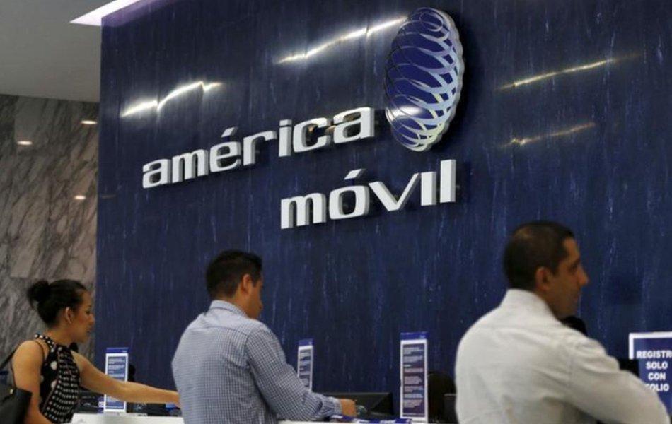 América Móvil vê maiores investimentos em 2018 e melhores resultados no Brasil e México