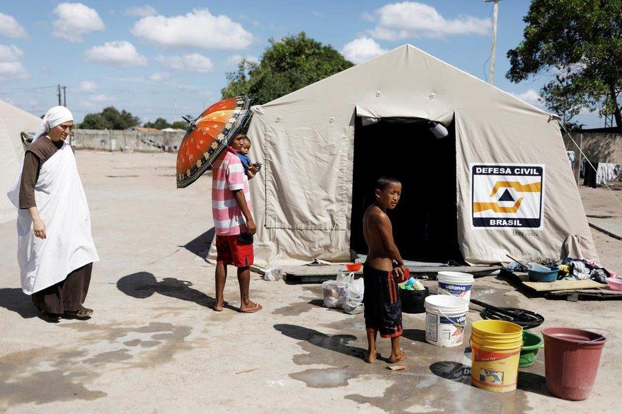 Governo Federal vai decretar estado de emergência social em Roraima
