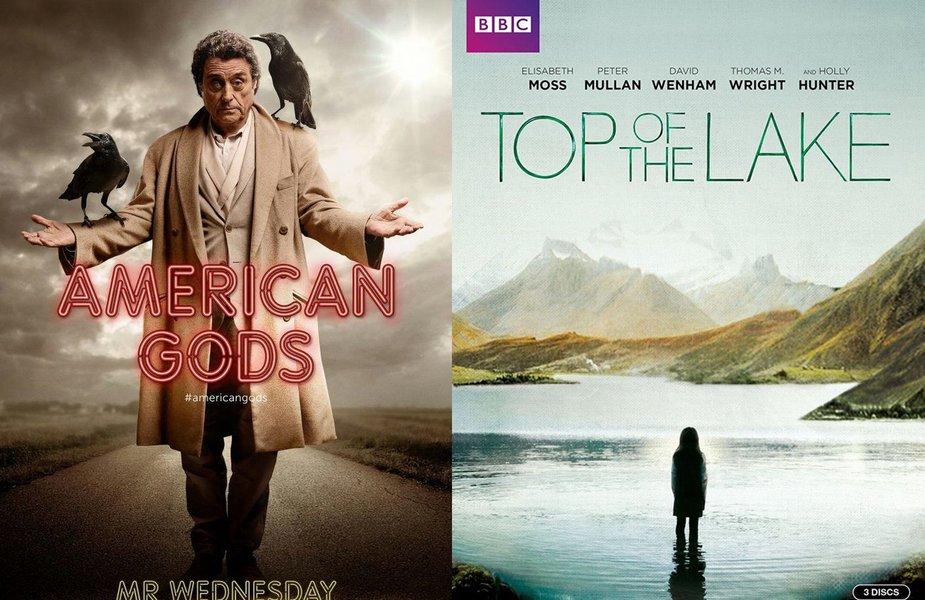 Cinema e Sofá 247 debate Deuses Americanos e Top of the Lake