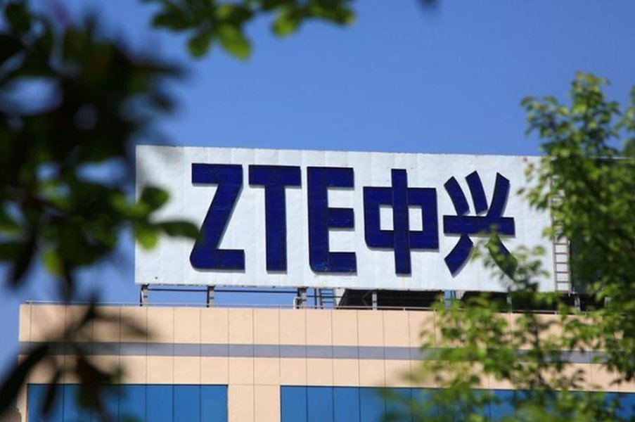 ZTE nomeia novos executivos para cumprir acordo com EUA
