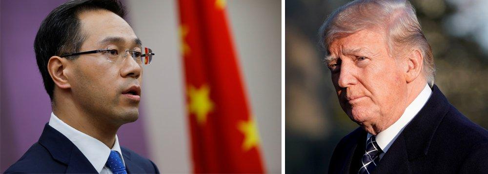 China promete reação caso Trump siga com ameaça tarifária