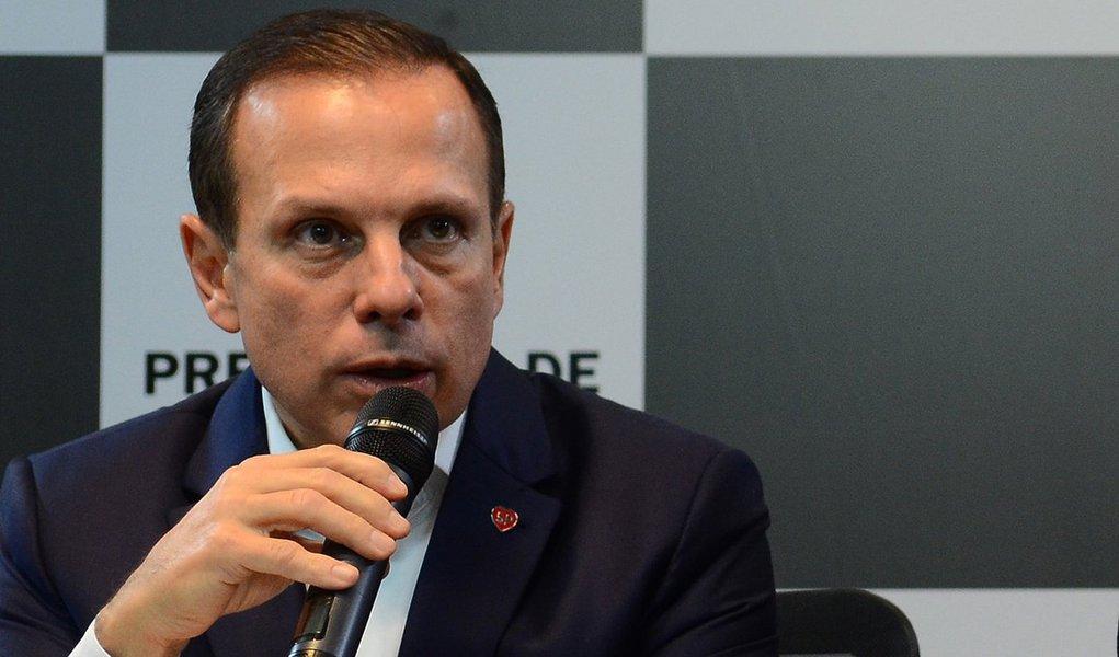Com milhões no Panamá, Doria diz que Brasil está de alma lavada