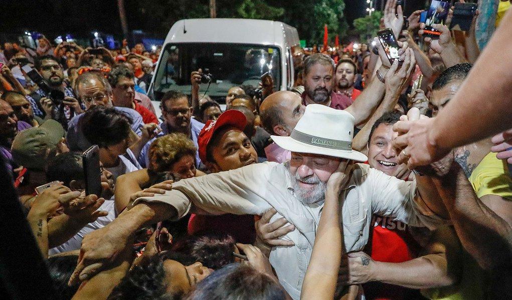 """""""Lula não será preso e nem se entregará"""", diz  PT de Alagoas"""
