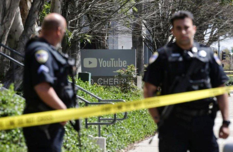 Líderes de empresas de tecnologia pedem controle de armas após tiroteio no Youtube