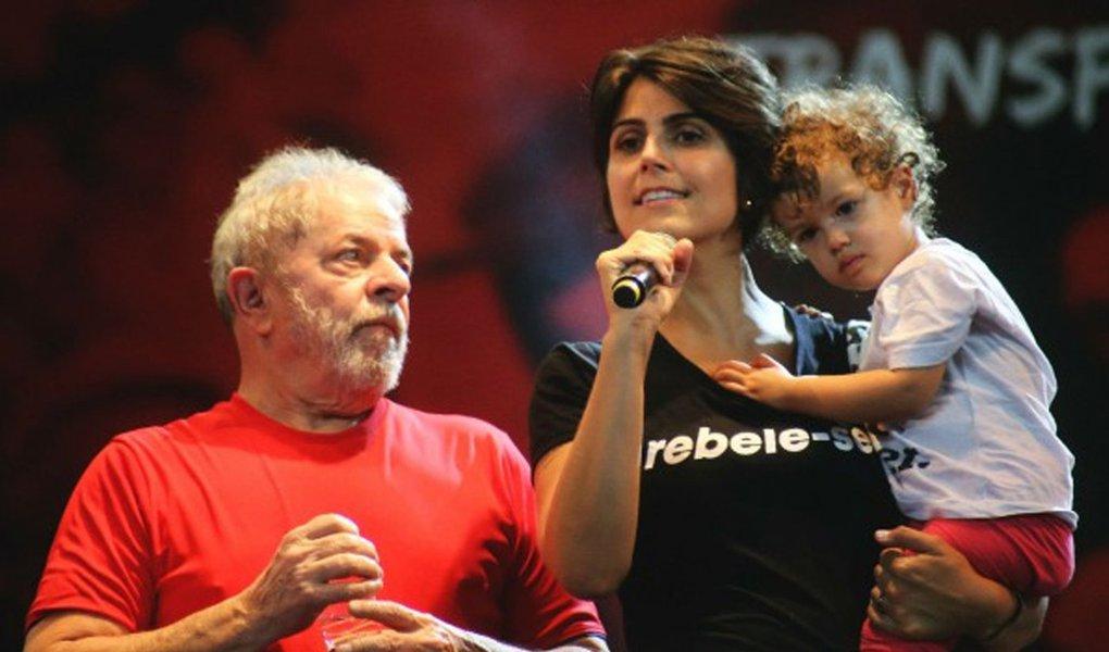 Manuela: esquerda tem tudo para ganhar mais uma eleição no Brasil
