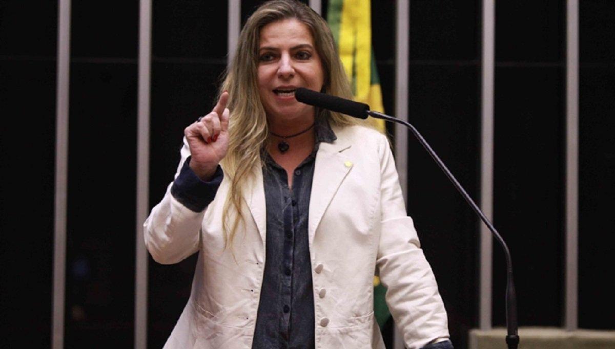 Luizianne Lins cobra apoio das pessoas que ainda acreditam no Brasil