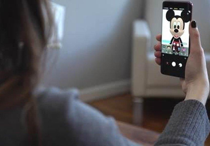 Samsung e Disney criam My Emojis para Galaxy S9 e S9+