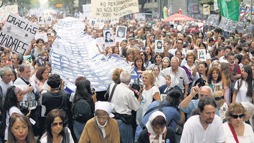 """Argentina: Novas lições deste Dia Nacional da """"Memória pela Verdade e Justiça!"""""""