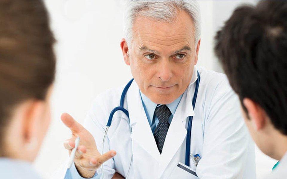 Segunda opinião médica. Precaução contra erros de diagnóstico