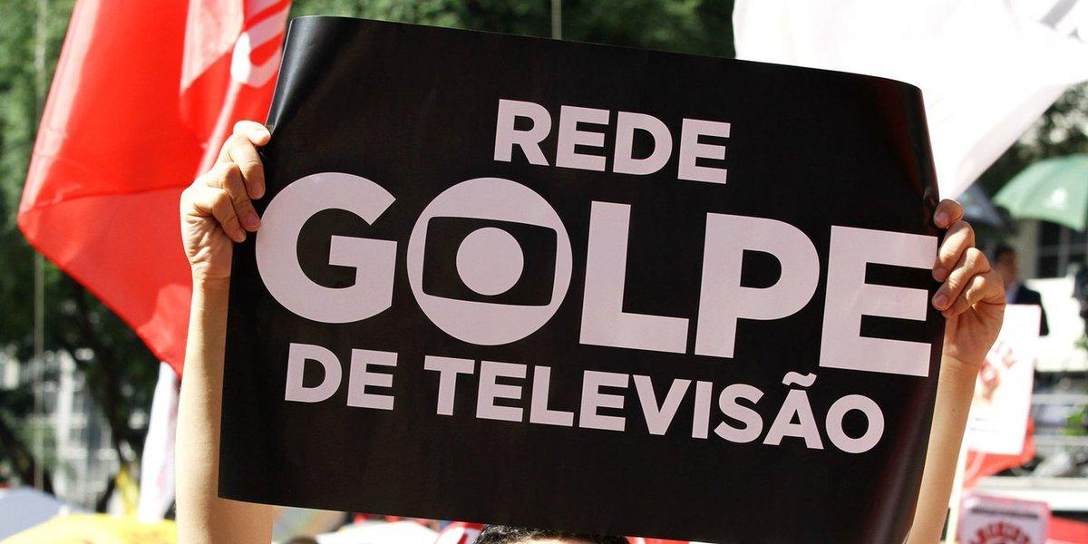 É história: a Globo apoiou a ditadura