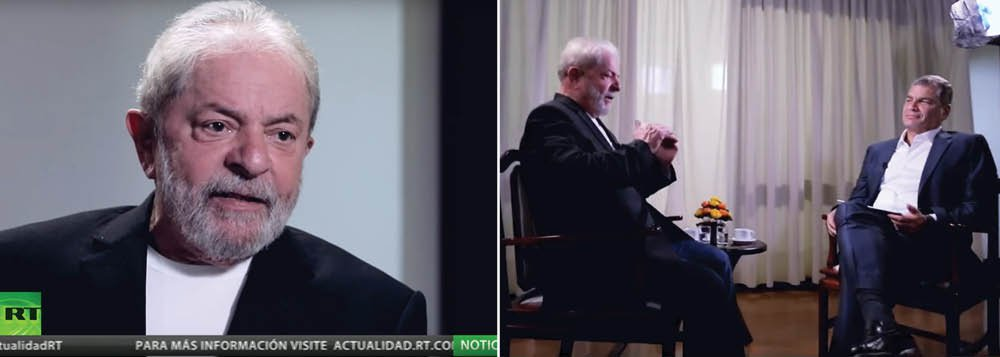 Lula à RT: EUA não aceitaram uma América Latina independente
