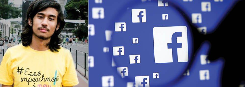 Facebook bane aplicativo que permitia fraude do MBL na rede