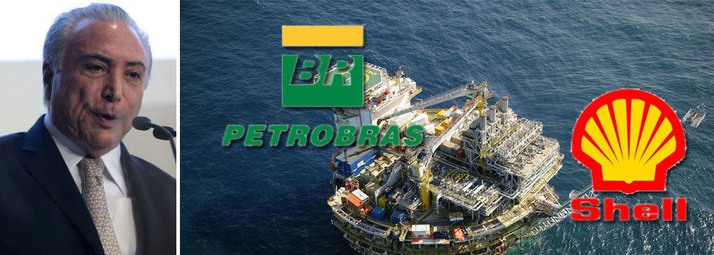 Temer quer colocar ex-dirigente da Shell na principal instância de poder da Petrobrás